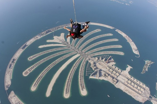 Skydive Center Dubai