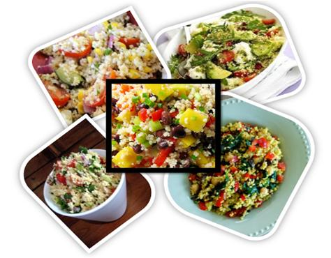 Summer Couscous Salad Recipe