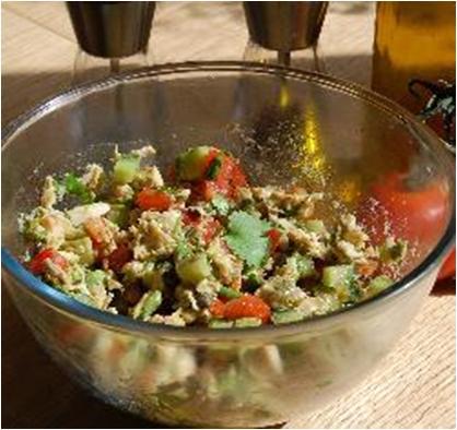Sunny Day Chicken Salad Recipe