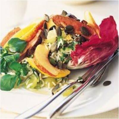 Sweet and Sour Duck Salad Recipe