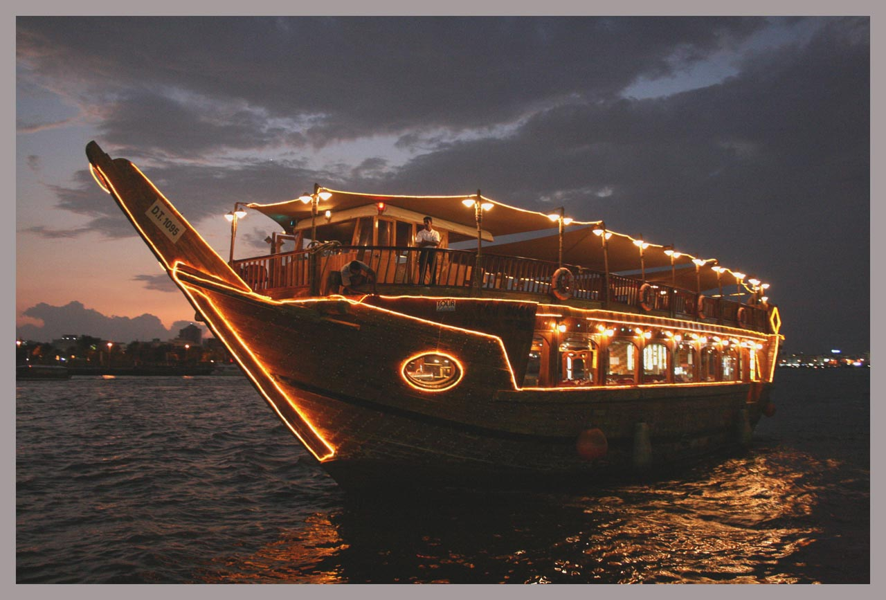 Traditional Wooden Dhow Cruises