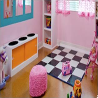 Decorate a Preschoolers Playroom
