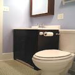 How to maximize space in a small bathroom - Maximize space in small bathroom ...