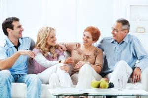 How to Entertain an Elderly Relative