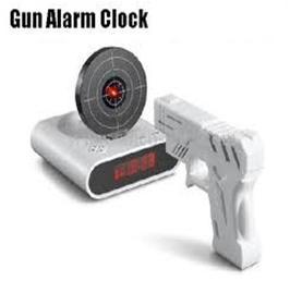 Gun Alaram Clock