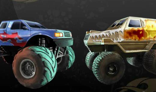 how to play monster trucks nitro ii online for free