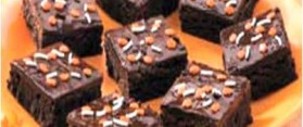 Chocolate Glazed Brownie Recipe