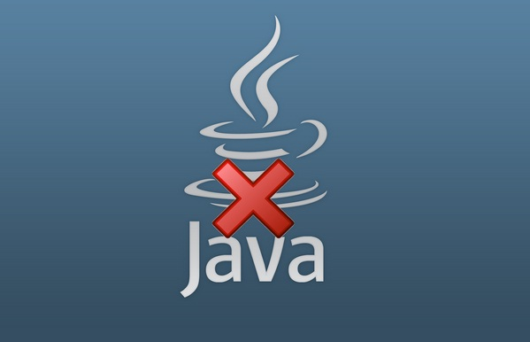 Disable Java in Web Browsers