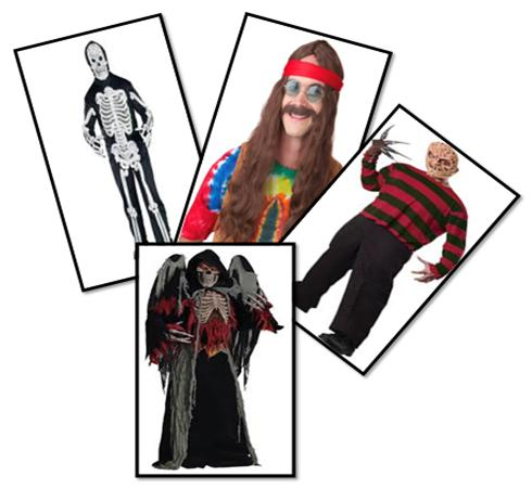 Halloween Costume for Men