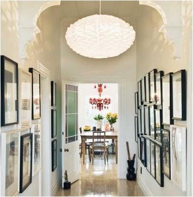 Decorate a Hallway