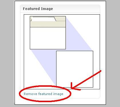 How to Remove Unused Post Thumbnail in WordPress