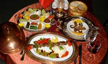 Istanbul Sultan Restaurant Dubai Overview