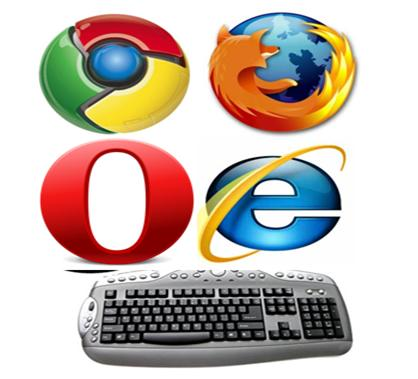Keyboard Shortcuts For All Web Browsers