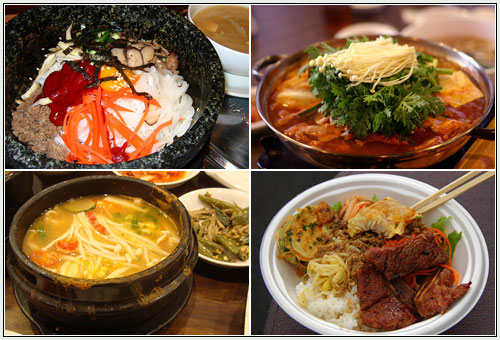 Korean Restaurants in Dubai