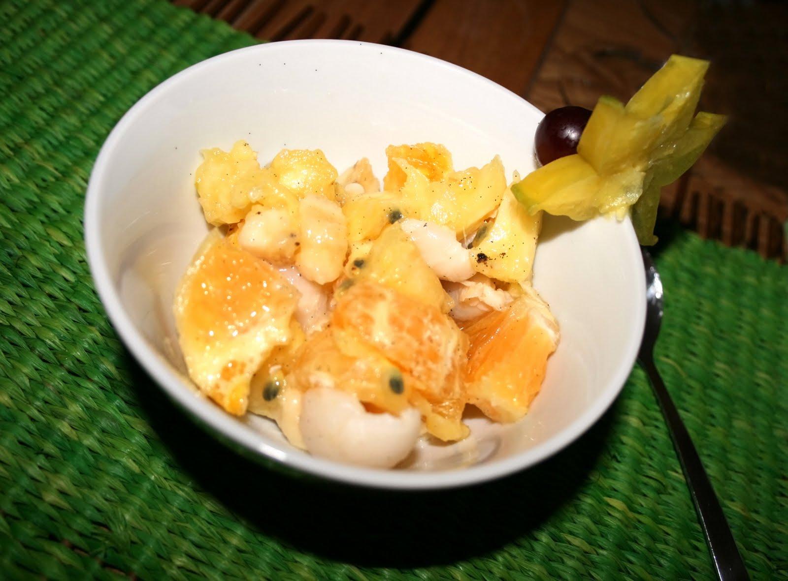 Madagascan Salad Recipe