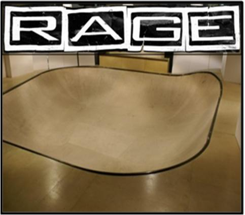 Rage Skatebowl Dubai Overview