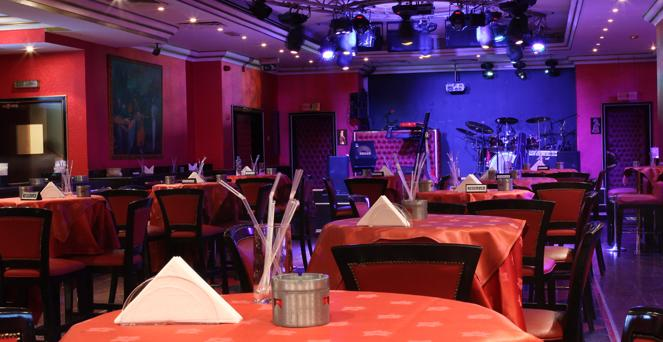 Red Square Nightclub Dubai Overview
