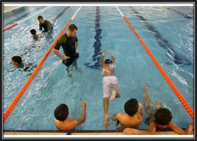 STA Al Wasl Swimming Academy Dubai Overview