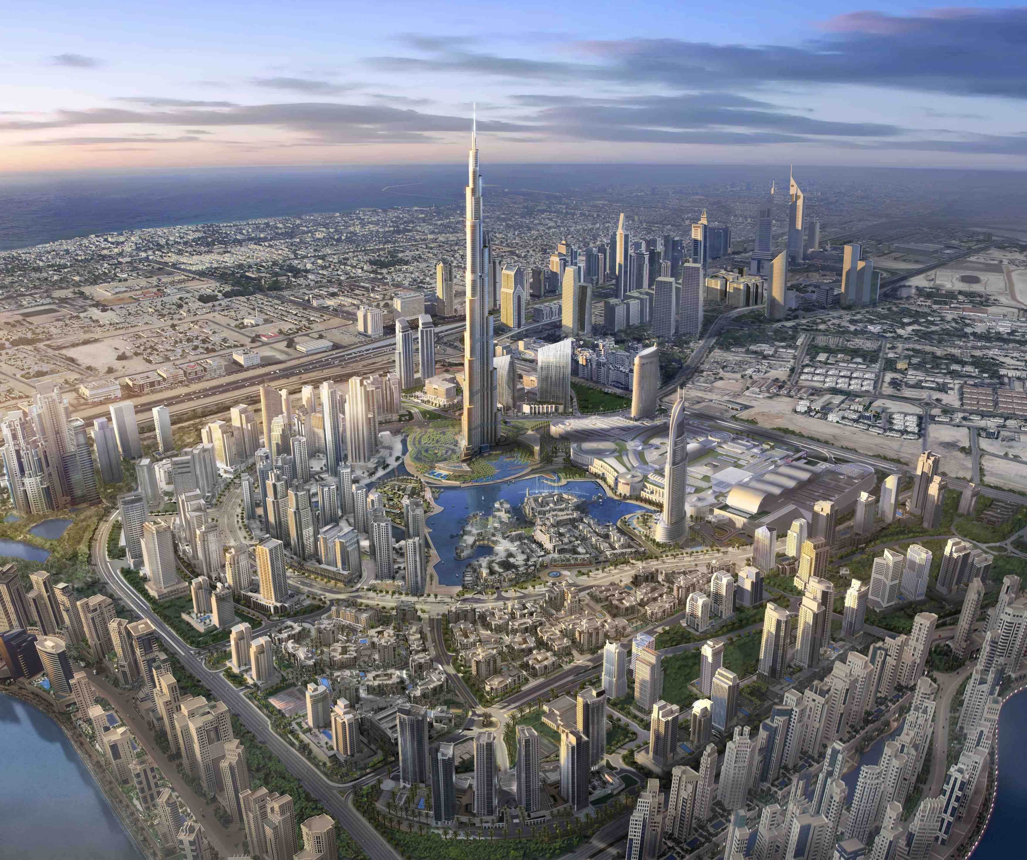 Suntours Garhoud Dubai