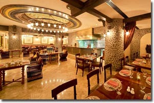 Topkapi Restaurant Dubai Overview