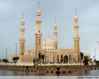 How to Travel from Dubai to Umm al Qaiwain