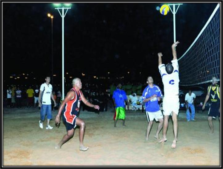 Volleyball Clubs & Courts in Dubai Overview
