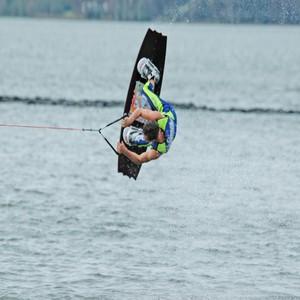 Waterskiing Adventures in Dubai