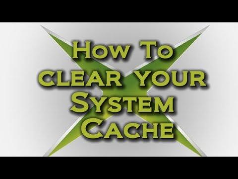 Xbox 360 system cache