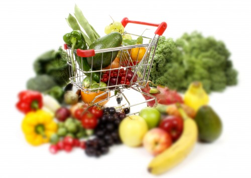 tips for healthy food shopping