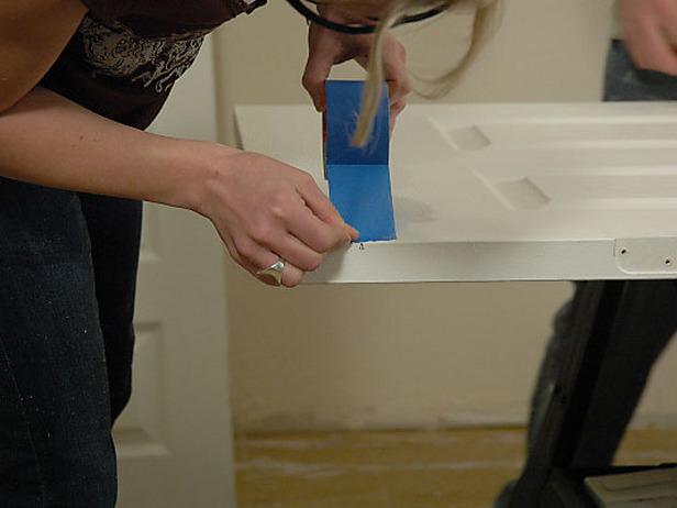 How To Add A Glass Door Insert
