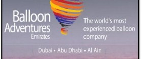 Balloon Adventures Emirates Dubai Overview