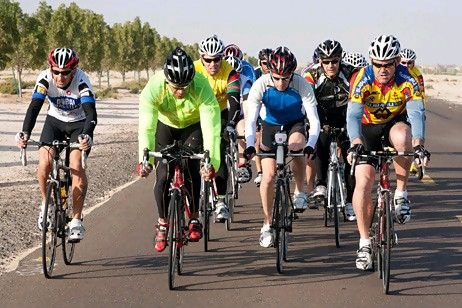 Cycling Clubs in Dubai Overview