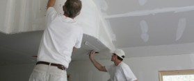 How to Repair Plaster on Ceilings