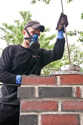 How To Sweep A Chimney