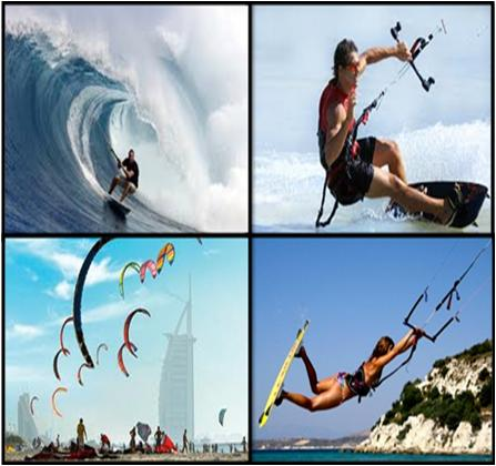 Kitesurfing Adventures in Dubai Overview