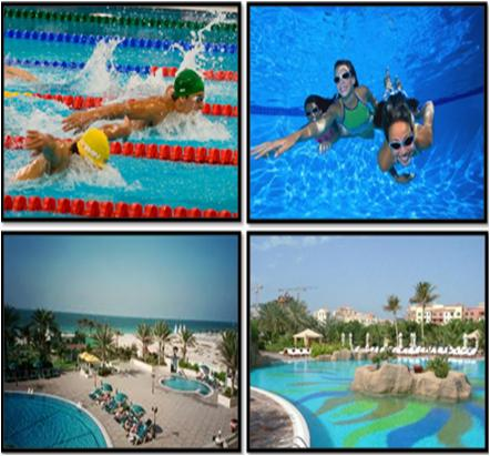 Learn and Enjoy Swimming in Dubai