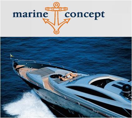 Marine Concept Yacht Charter Dubai Overview