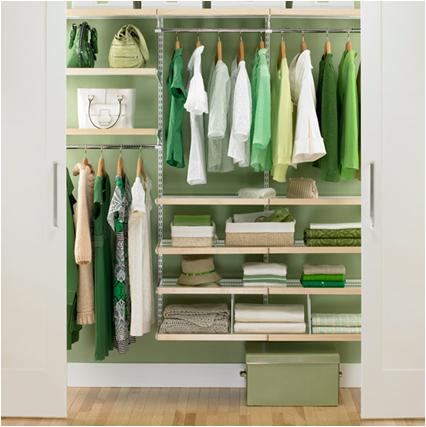 How to build a small wardrobe for small bedroom - How to create a closet in a small bedroom ...