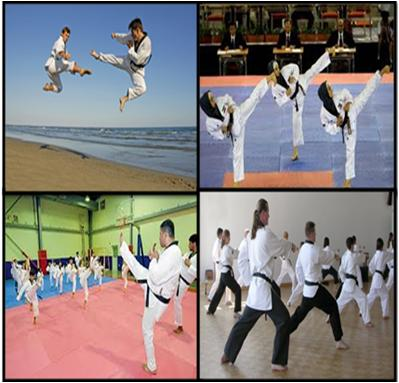 Taekwondo Training in Dubai Overview