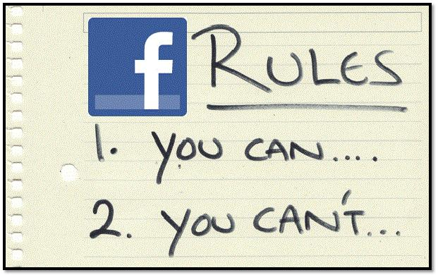 Rules of Facebook Marketing