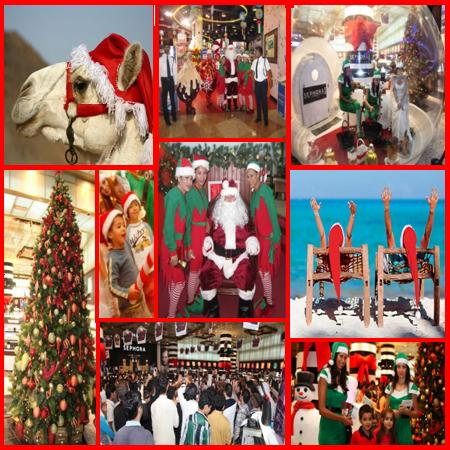 Things to do in Dubai over Christmas