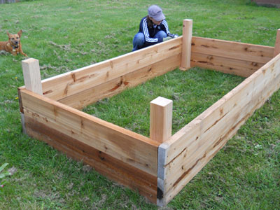 How To Build A Planter Box | Casual Cottage