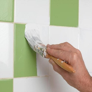 How to paint wall tile for How to paint tiles bathroom