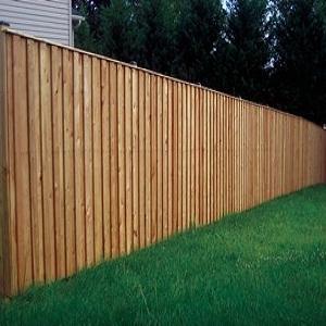 Board-Batten Fence