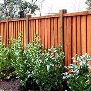 Stockade Fence