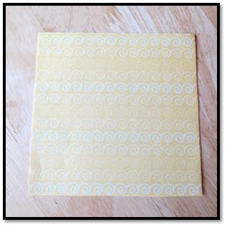 Square Sheet