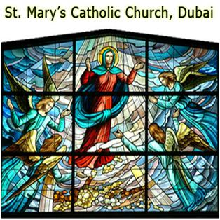 St Mary's Catholic Church Dubai Overview