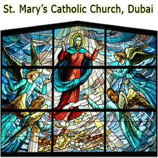 St Marys Catholic Church Dubai Overview