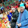 help a senior citizen enjoy christmas