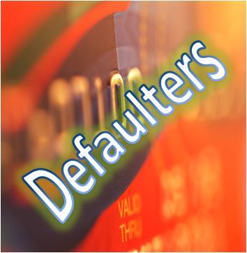 Defaulter